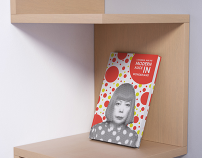 "The Modern Alice In Wonderland ""Yayoi Kusama"""