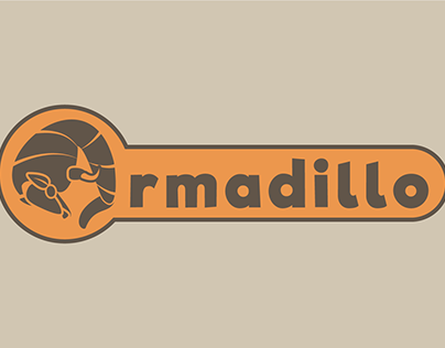 Armadillo - Concept Logo