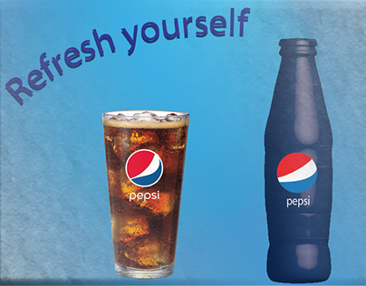 Pepsi advertsing