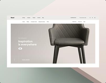 Stool Group — web, brand