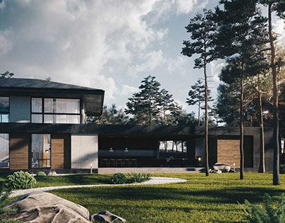 Privat house
