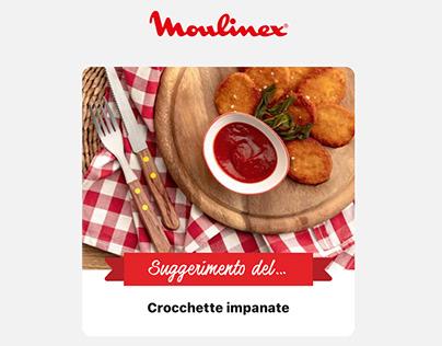 MULINEX - Cookeo - 100 Recipes