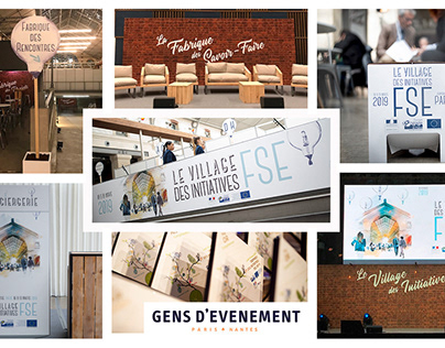 Gens d'événement - FSE 2019