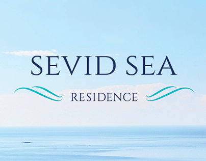 Sevid Sea Residence Visual Identity