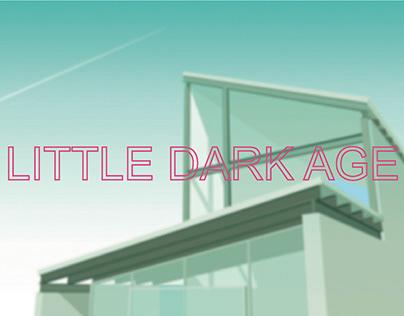 Little Dark Age- Ilustracion arquitectura