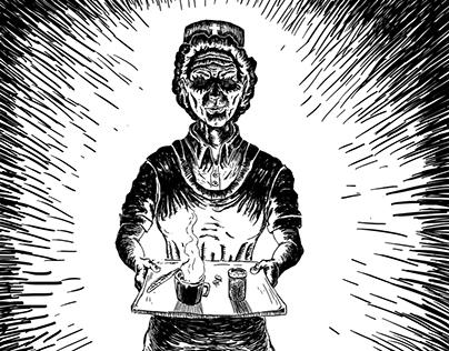Slovak Crime: The Crime of Gusta Borecká