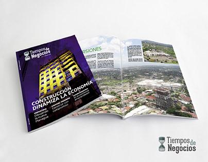 REVISTA TIEMPO DE NEGOCIOS - EDICIONES