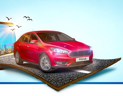 ANSA Motors - Ford Focus Ad