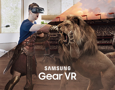 SAMSUNG VR GEAR (unofficial campaign)