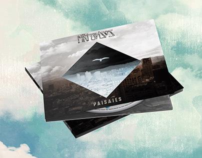Digipack CD Cover | Los Matiensos