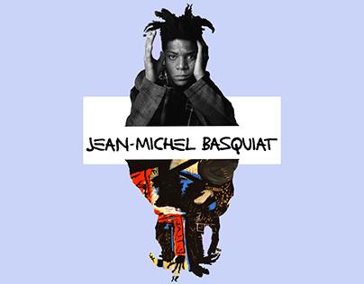 J-M Basquiat website