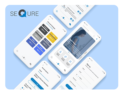 SeQure Mobile Design