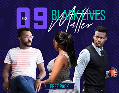 BLM Free Cut outs Pack