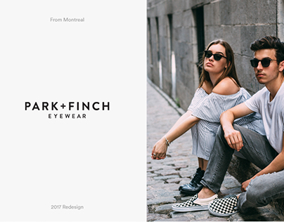 Park and Finch Mobile Site