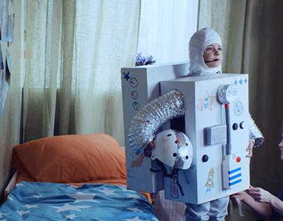 """Barni / """"Space"""" Campaign / 2016"""