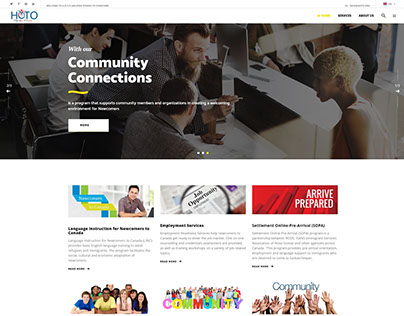HOTO (helping Others To Help Themeslves