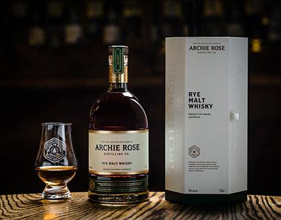 Archie Rose – Rye Malt Whisky