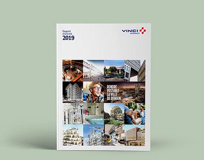 Rapport annuel Vinci Immobilier
