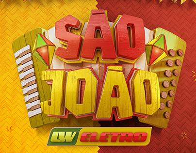 São João - LW Eletro