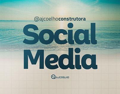 Social Media - AJ Coelho