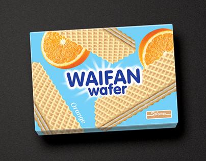 waifan wafer