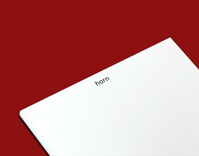 Horn(Y)Book