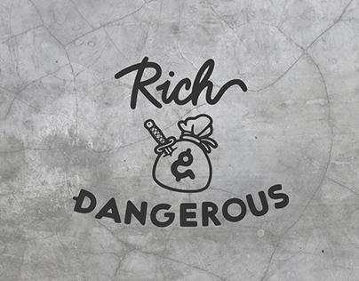 Rich & Dangerous - Logo