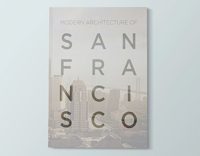 Modern Architecture of San Francisco Book
