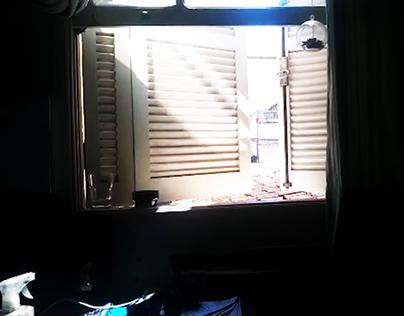 """Edição de vídeo   curta-metragem """"Luz de Dentro"""""""