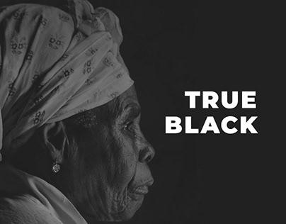 True Black