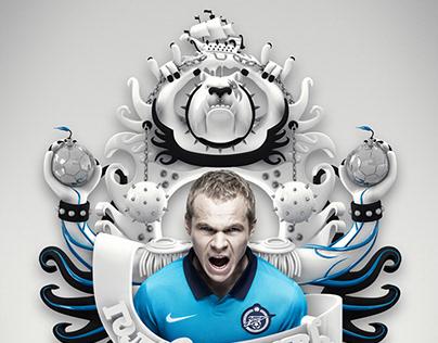 Nike Zenit St. Petersburg