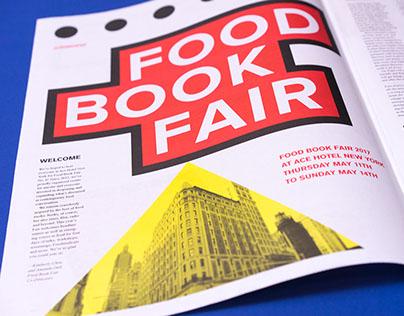 Food Book Fair 2017