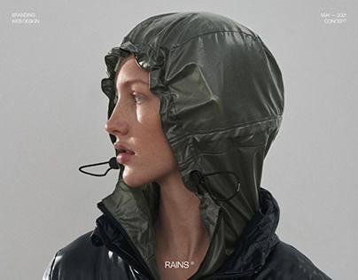 Rains - Branding & Website