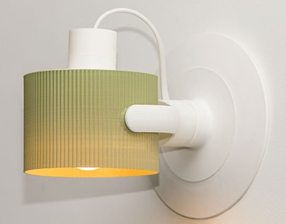 3D Printed - Z-Wall Lamp | Eumakers