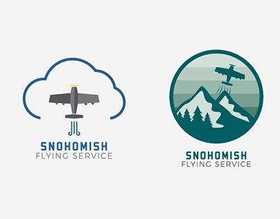Logos - Snohomish Flying Service