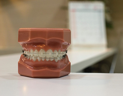 A lot of older people ignore their dentist's advice to
