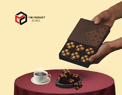 Custom Cookie Boxes Wholesale!