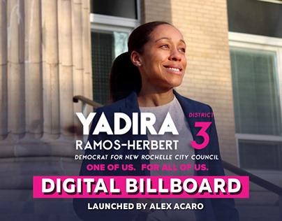 First Digital Billboard