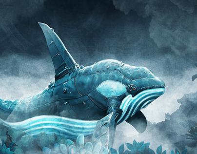 Concept art Digital art Steampunk