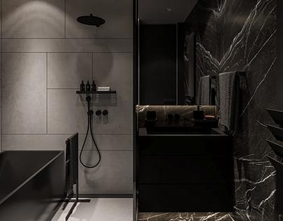 N.E Bathroom