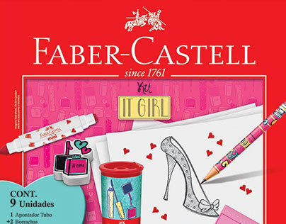 Faber-Castell - It Girl