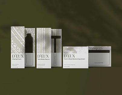 D'EUX - Packaging Design