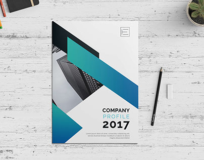 Company Profile Brochure Template