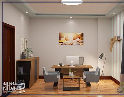 gynecology clinic interior