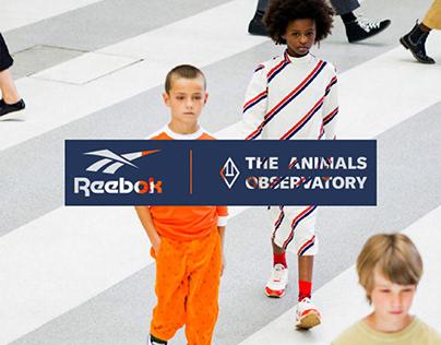 The Animals Observatory X Reebok
