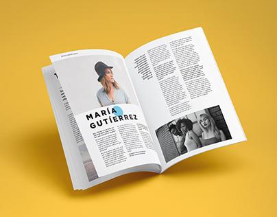 Marca gráfica y magazine PYMESMagazine