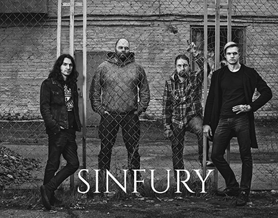 """Sinfury"" the band"