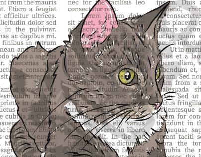 Lacaya - Newsprint