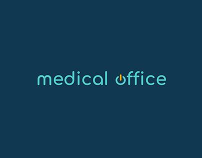 Logotipo Medical Office