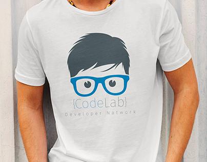 CodeLab t-shirt